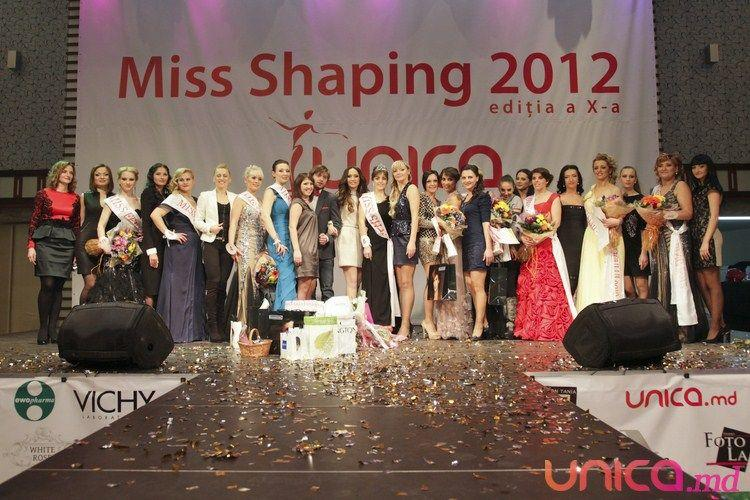 Miss Shaping 2012